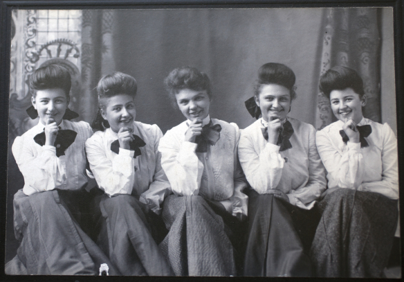 The Harvey Girls pushed the boundary of opportunity for women in the American West. Learn more at Metro Present's free documentary screening this Saturday. Image courtesy of Northern Arizona University, Cline Library.