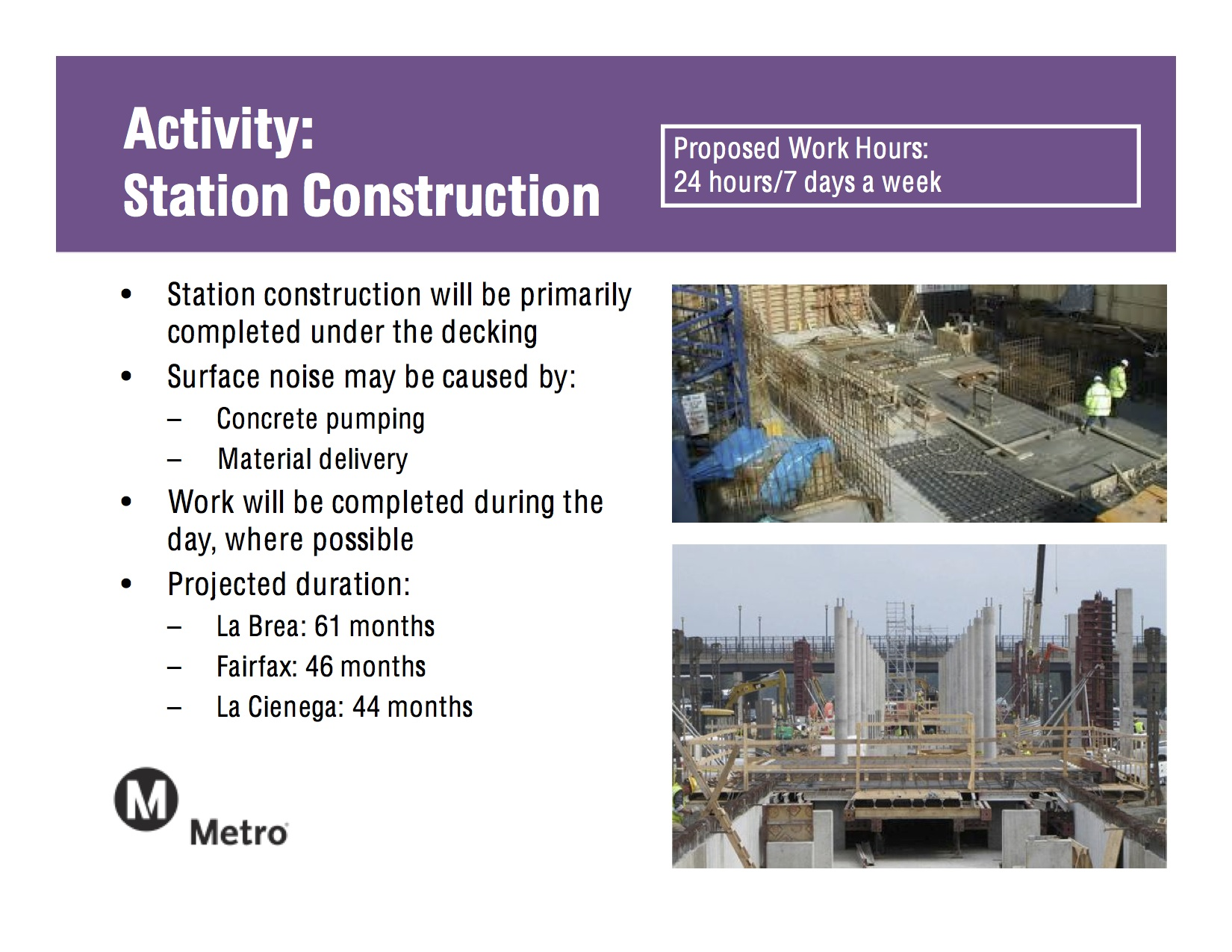 StationConstruction