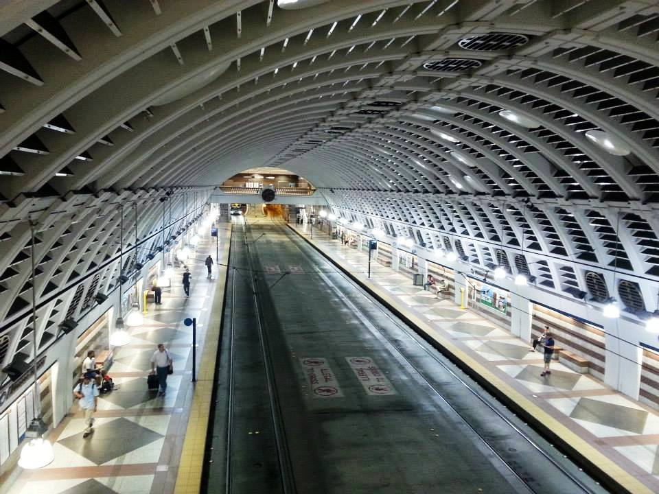 transit tunnel