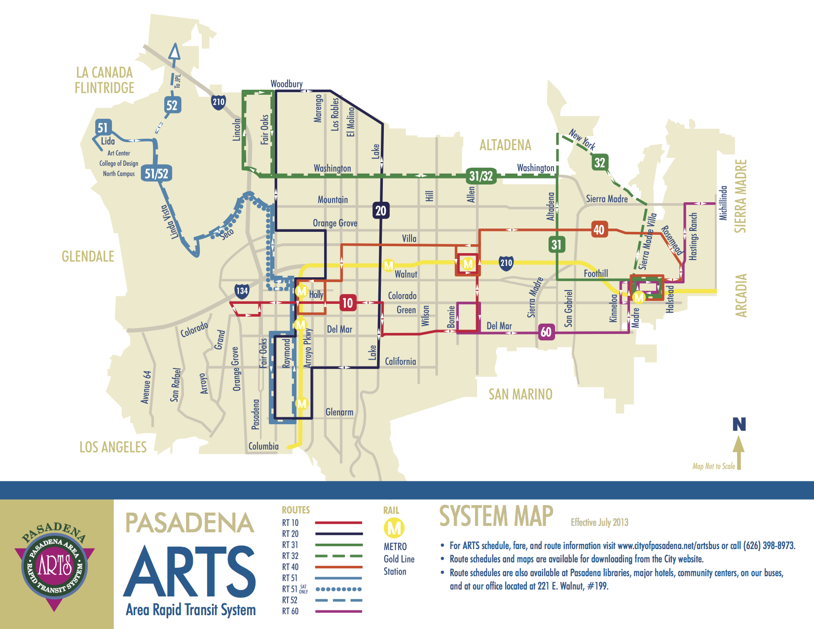 Tap Cards Can Now Be Used On Pasadena Arts Buses The Source