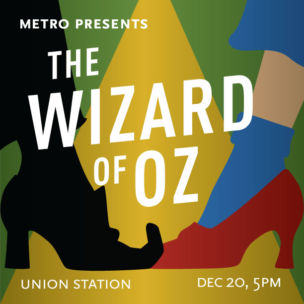 wizard of oz metro presents