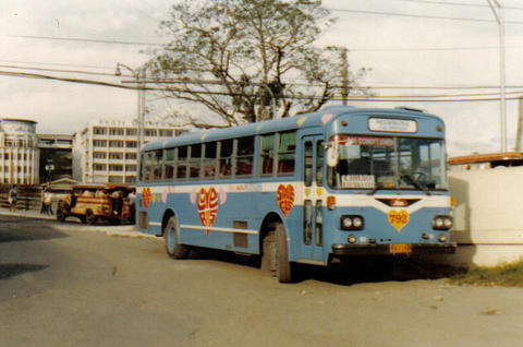 """mmtc love bus 80's"" by RADC_bus via Flickr//CC."