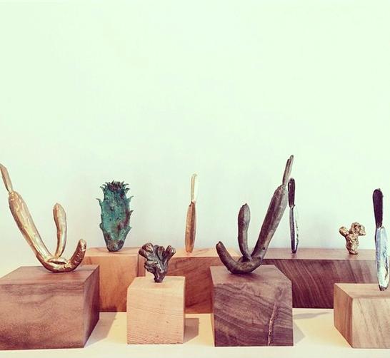 Sculptures from Echo Park Craft Fair Official Facebook