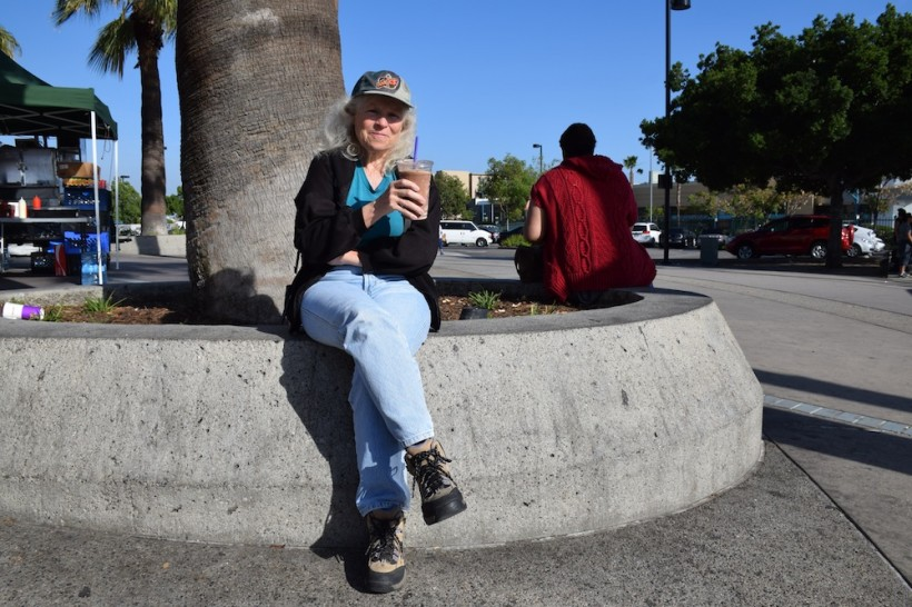 Candice Byers. Photo: Zocalo Public Square.