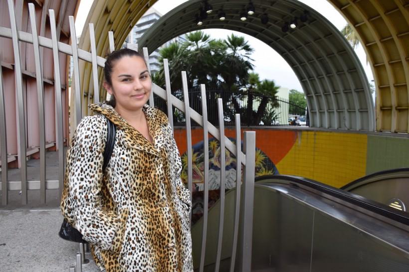 Isabel Ramirez. Photo by Zocalo Public Square.