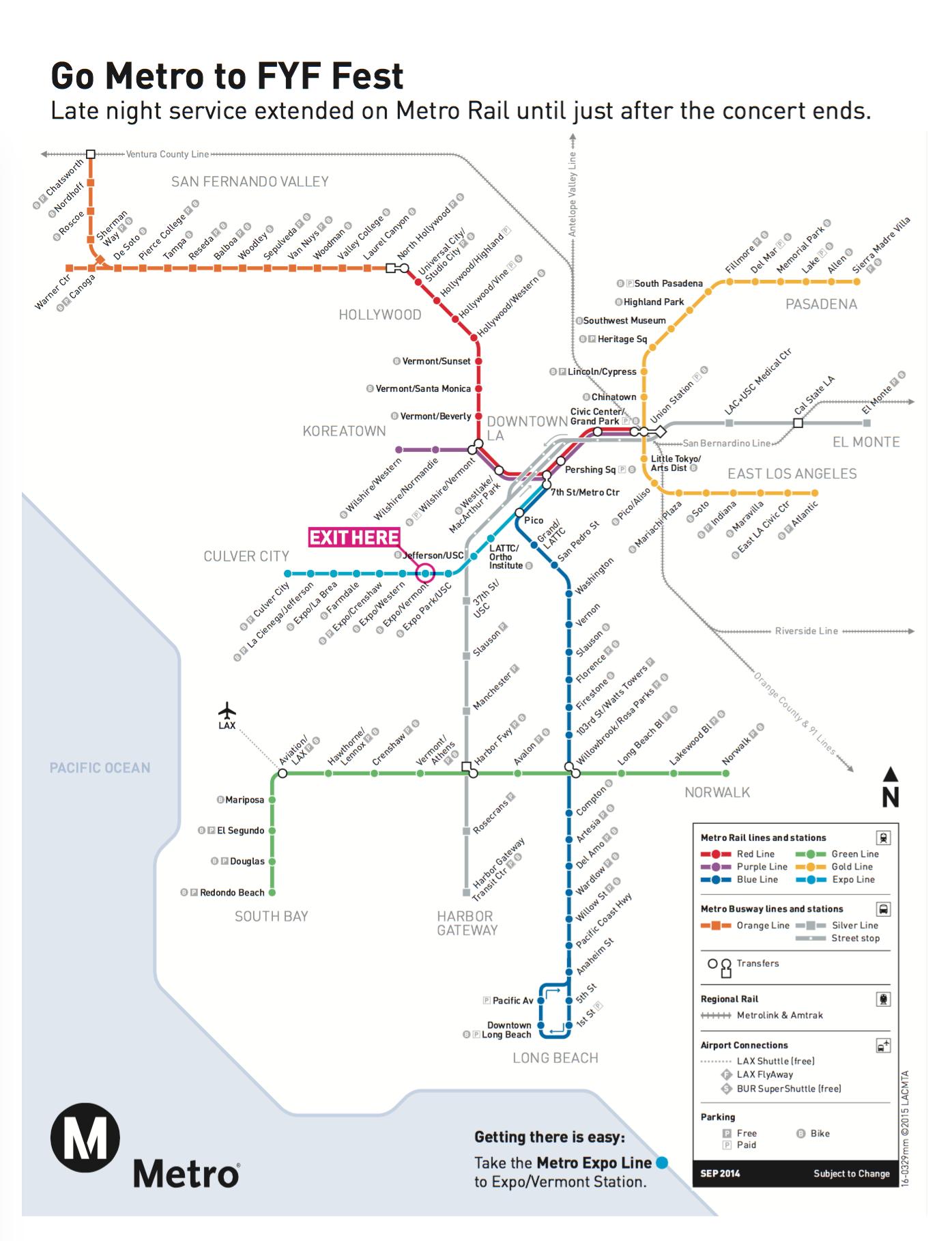 fyf fest map 2015