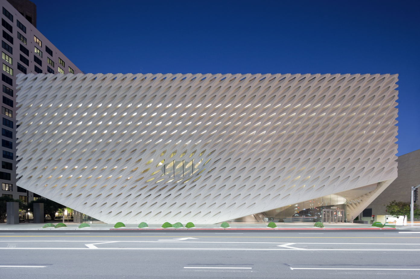 Photo: Iwan Baan/The Broad Museum website.