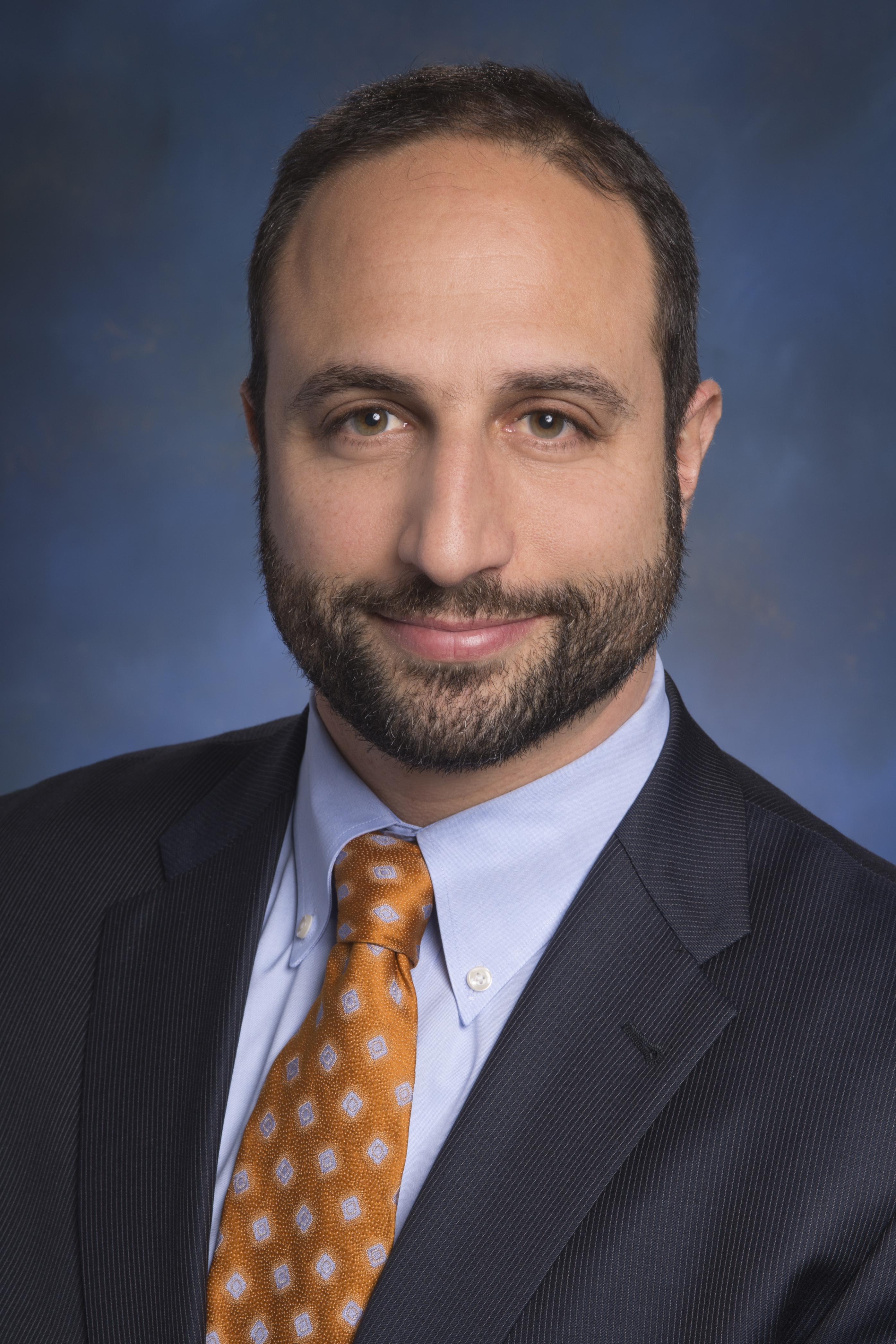 Dr. Joshua L. Schank.