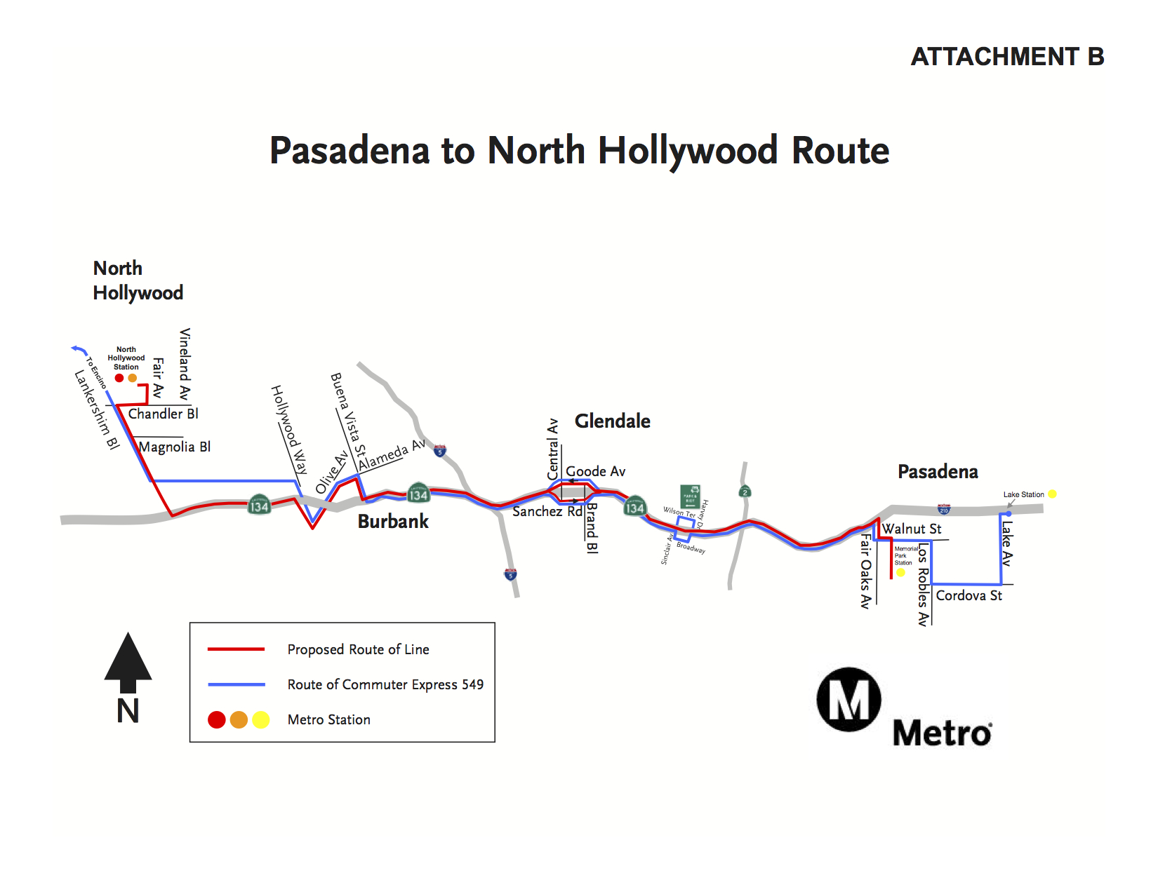 New Noho Pasadena Express To Begin Late February The Source