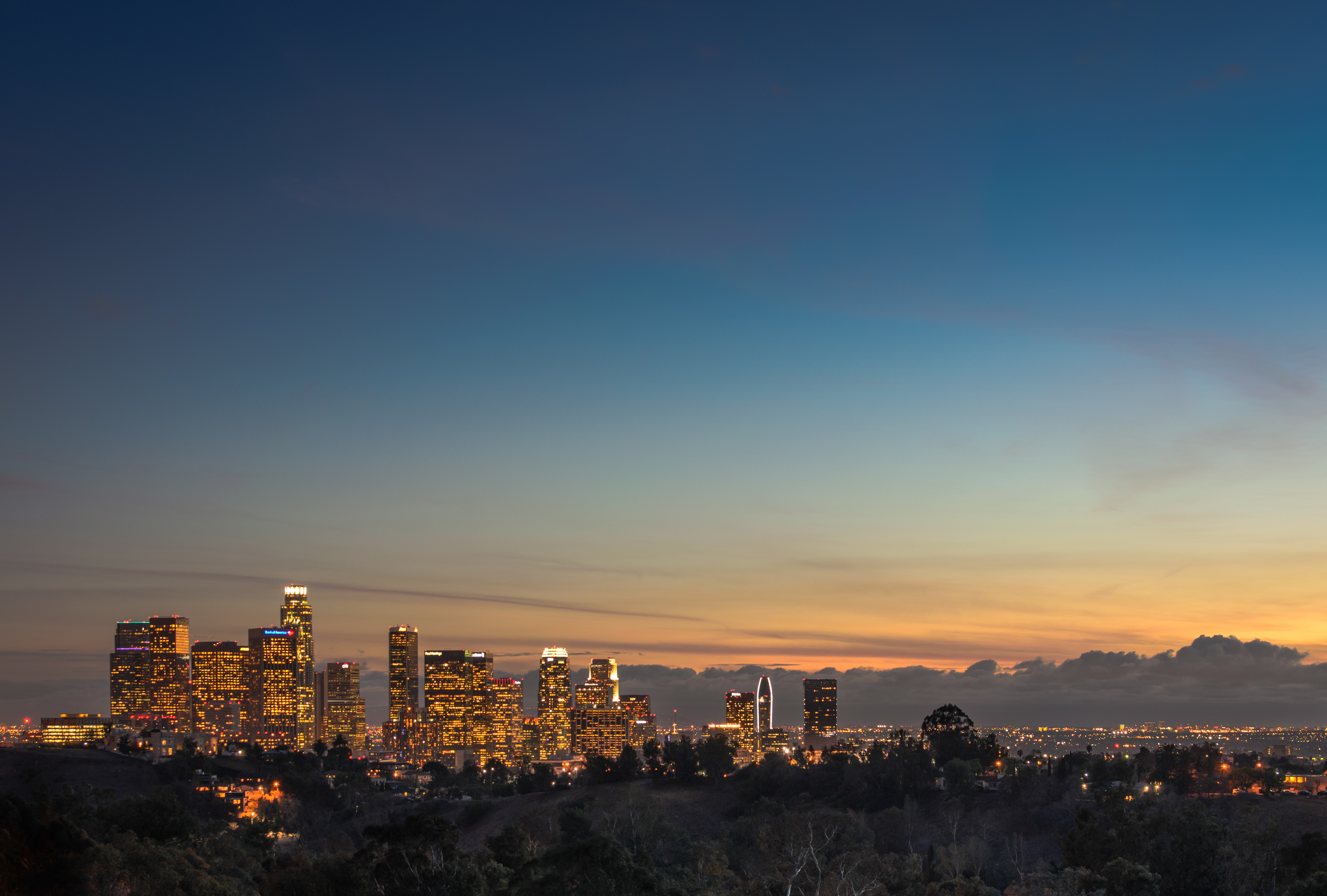 A ballot measure about density and big developments in L.A. could be headed to the November ballot. Photo by Steve Hymon.