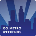 Go Metro Weekends