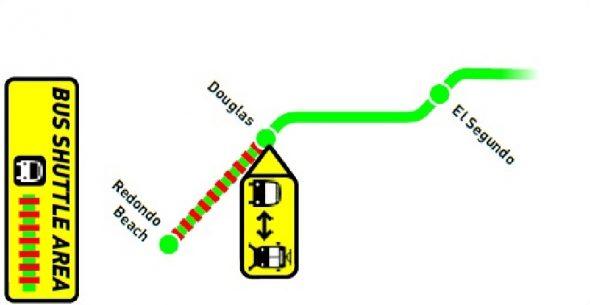 Redondo-Douglas Bus Shuttles