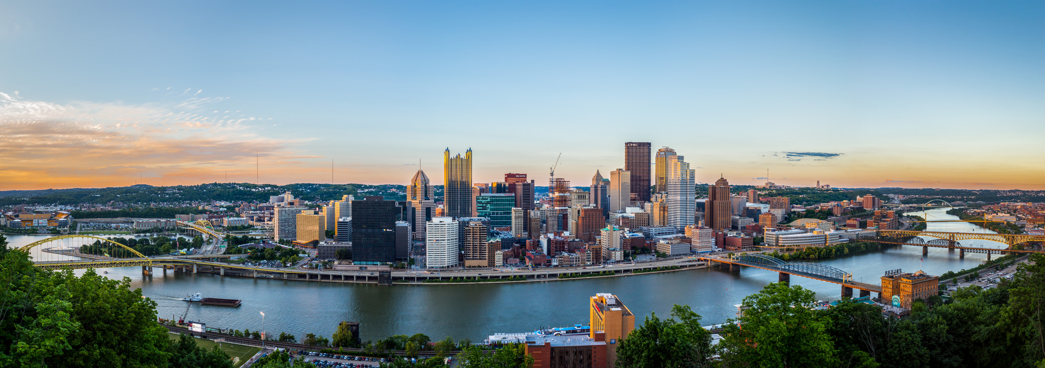 Have at it, Pittsburgh! Photo by Dan Chmill, via Flickr creative commons.