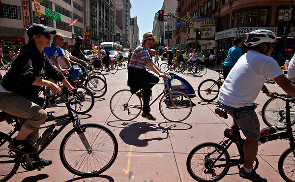 CicLAvia Spring ST