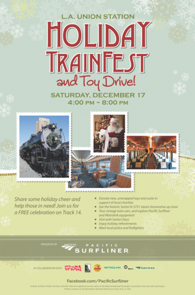 holiday trainfest