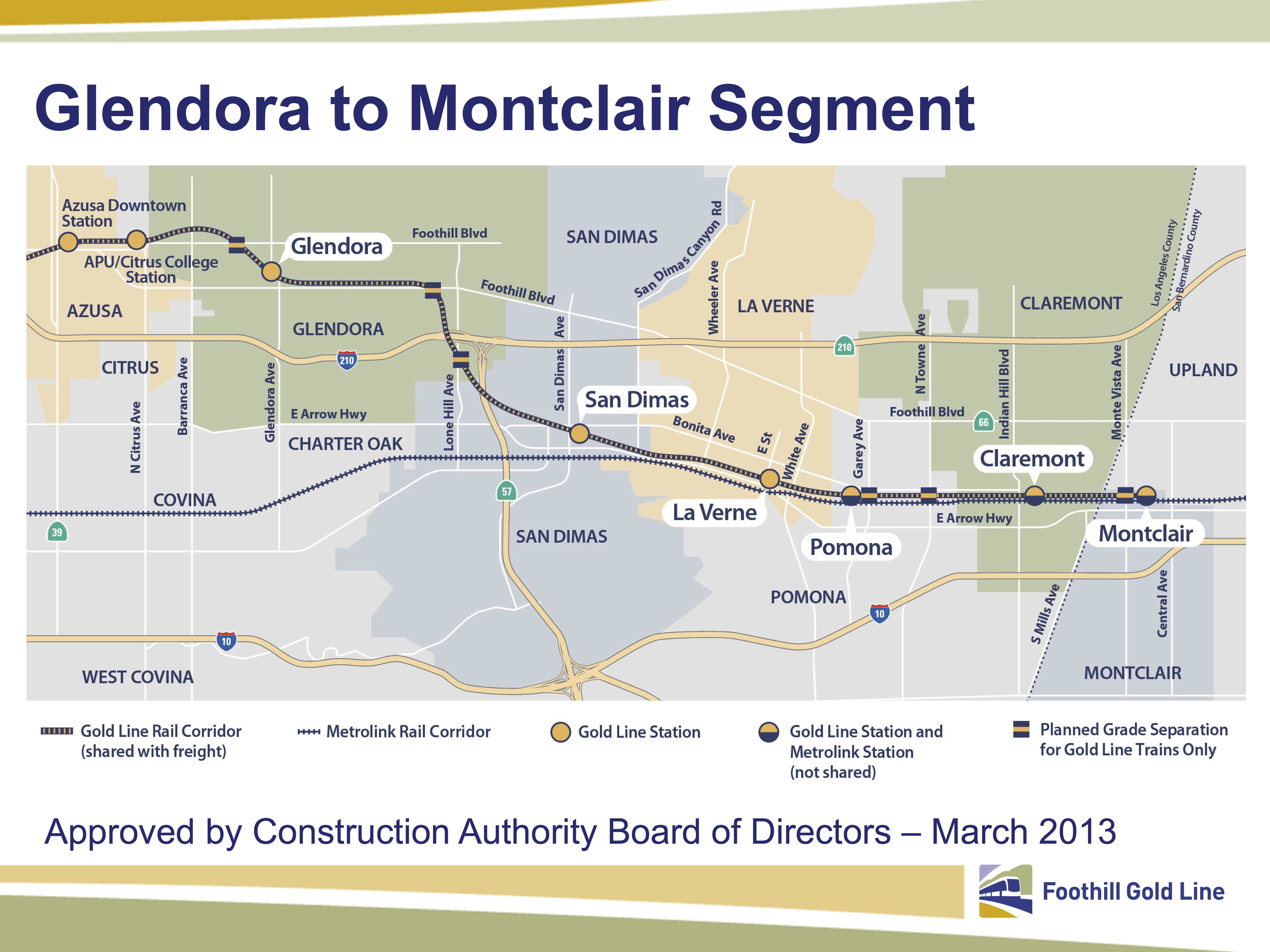 Agreements budget approved for gold line extension to claremont a agreements budget approved for gold line extension to claremont a key measure m project publicscrutiny Gallery