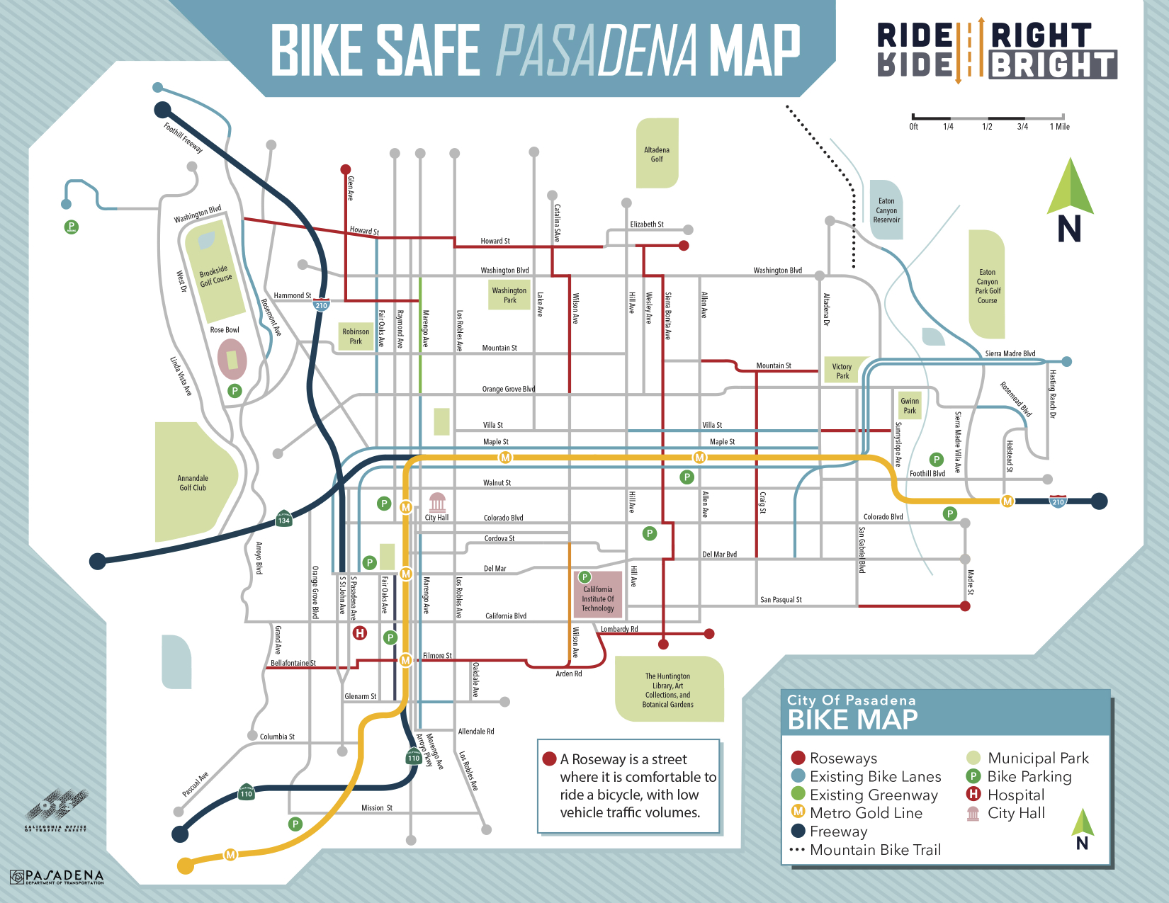 Metro Bike Share launches in Pasadena | The Source