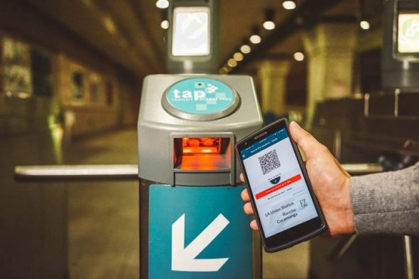 how to use the metrolink app