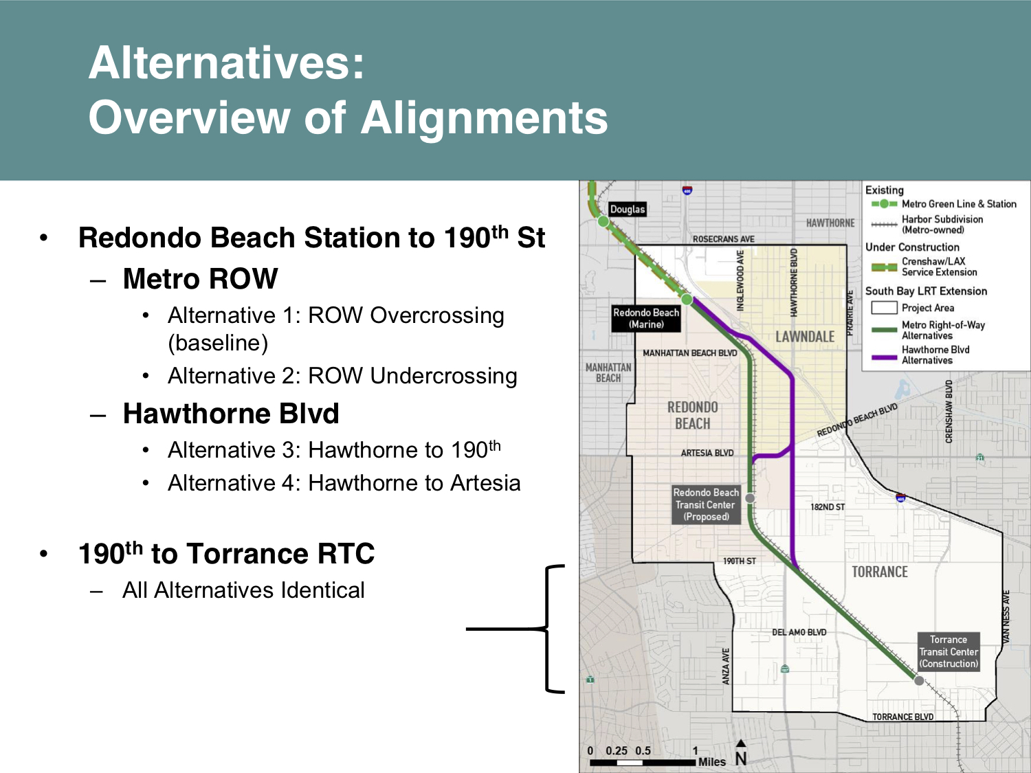 Update on Green Line South Bay extension to Torrance - The Source on