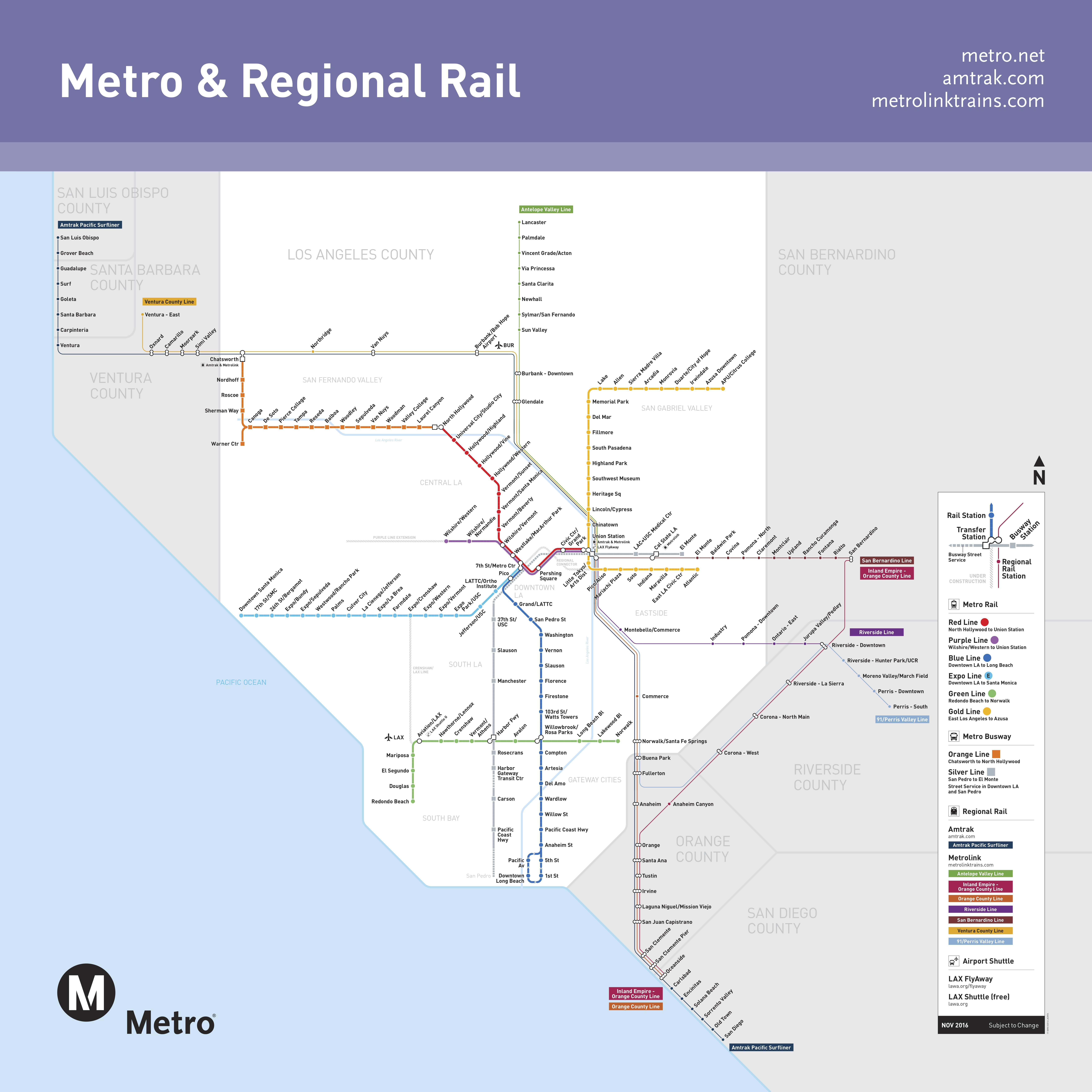 From Metro Los Angeles: Information for Gold Line riders heading to on