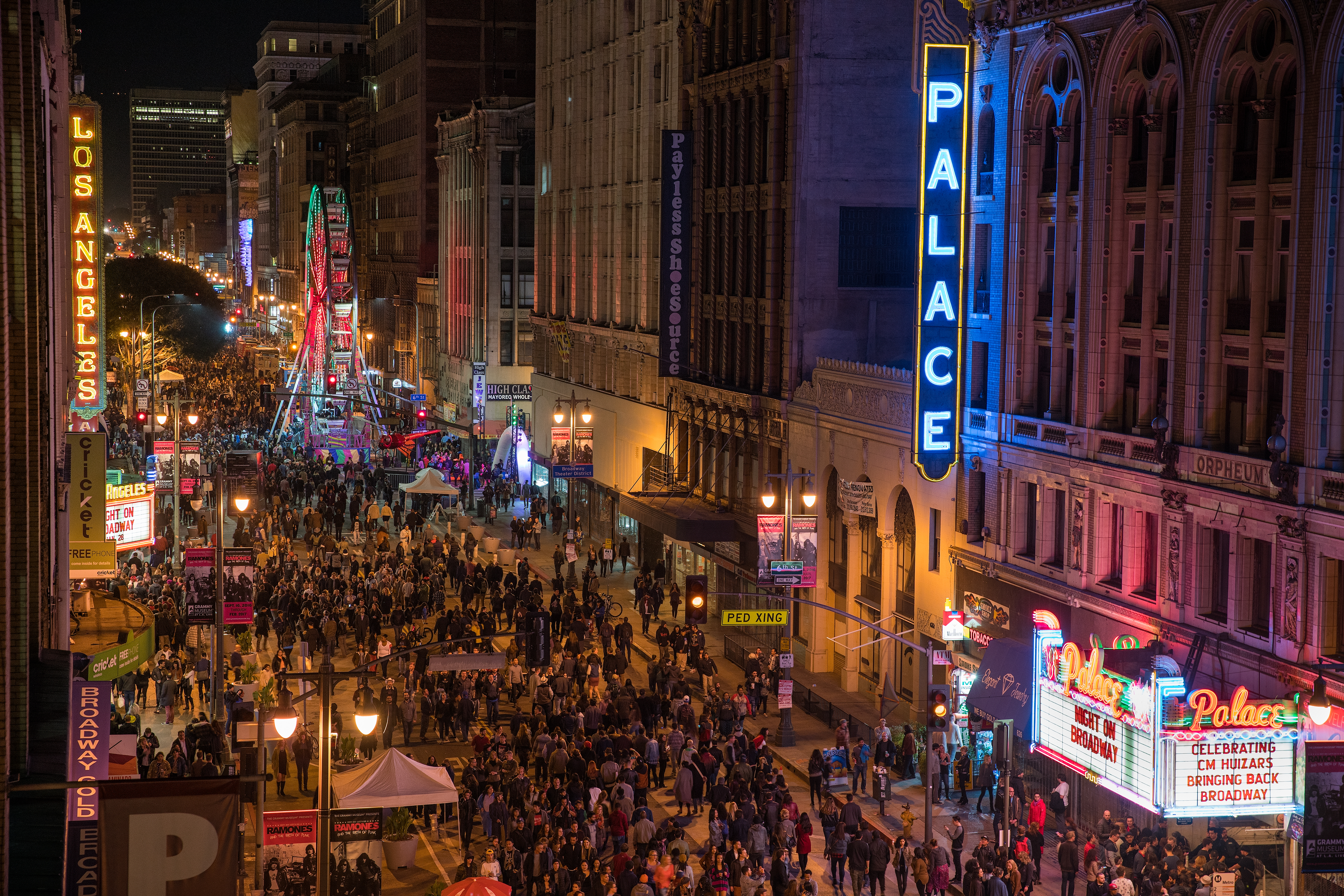 go metro to night on broadway this saturday and get a discount on