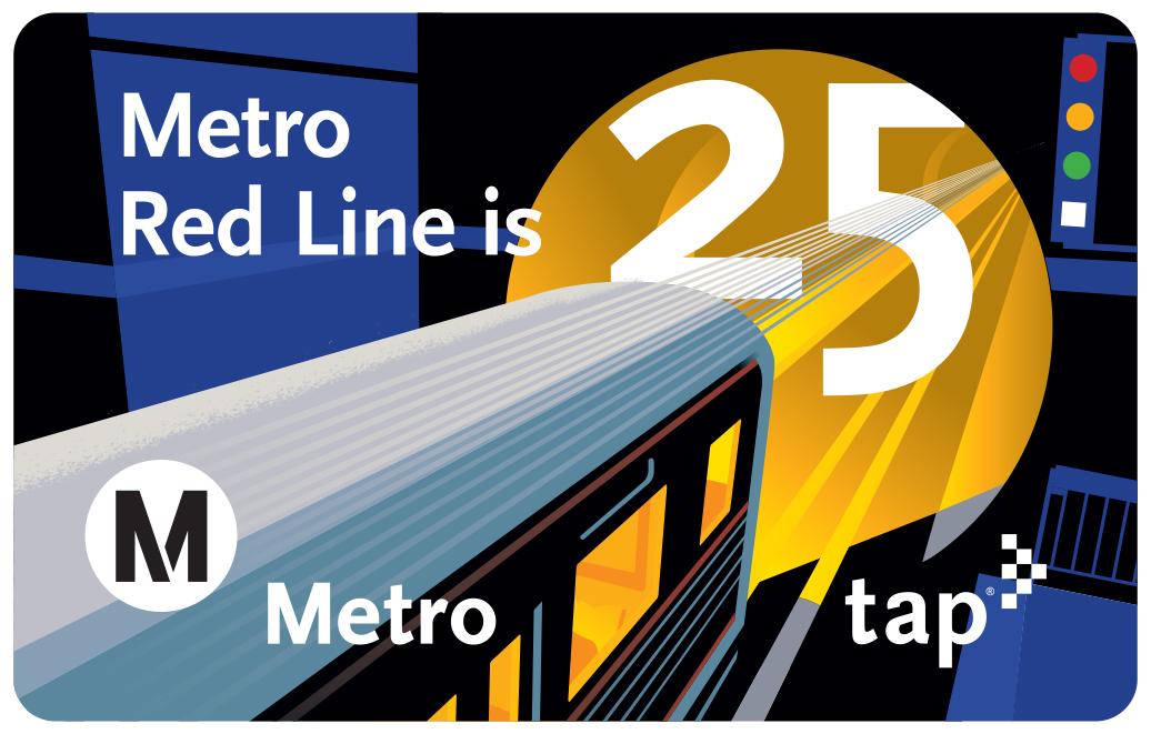 Redpurple Line Subway Celebrates 25th Anniversary The Source