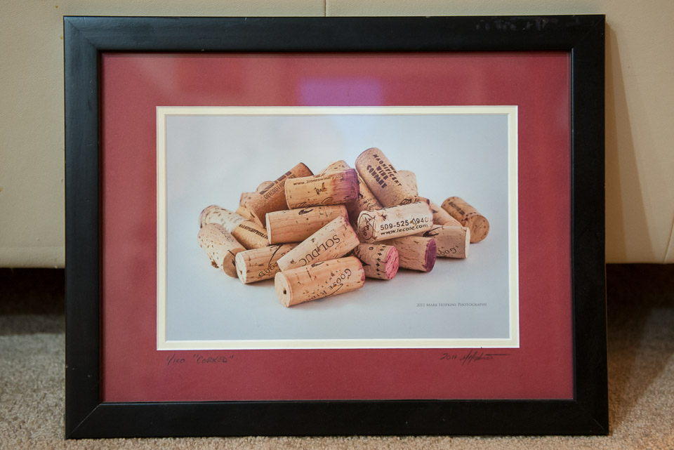 """Corked"" - Framed Fine Art Print"