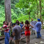 Sesion de Fotos en Cascada Blanca de Fiestas de Oro 2015