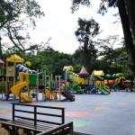 Remodelación del Parque de los Monos 2015