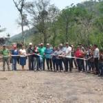 Comunidad Quilile N° 3 ya cuenta con nuevo tramo de carretera Matagalpa