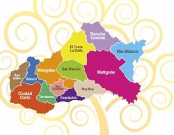 municipios de matagalpa nicaragua todos