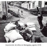La insurrección de los niños en Matagalpa 1978
