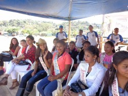 candidatas indigenas matagalpa al 155 años avinersario