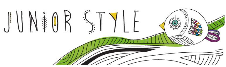 Junior Style Covers Mini Maven Iconic Issue: Viva Frida