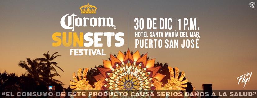 Corona Sunsets Guatemala 16