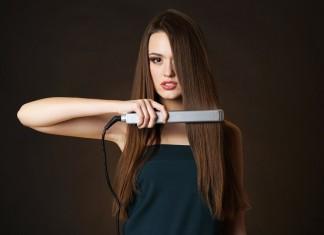 Planchar el cabello