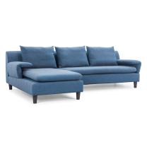 2002021010 Axioma Sofa Cowboy Blue by Zuo Modern