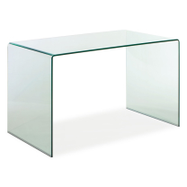 mirens - Caravan Desk - Tempered Glass