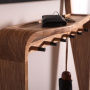 Leaning Loop - Coat hanger