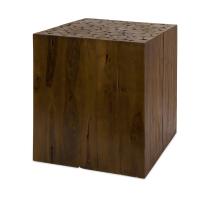 mirens - Zatana Teak Wood Side Table