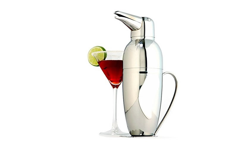 Norpro Pete the Penguin Cocktail Shaker