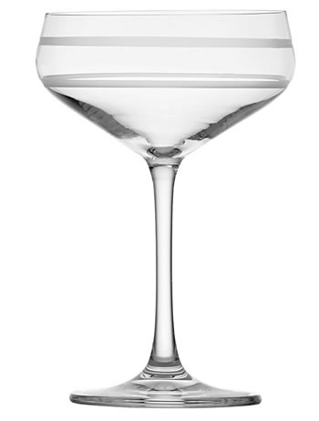 Crafthouse Schott Zwiesel Tritan Coupe Cocktail Glas