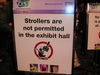 Strollersnotpermitted