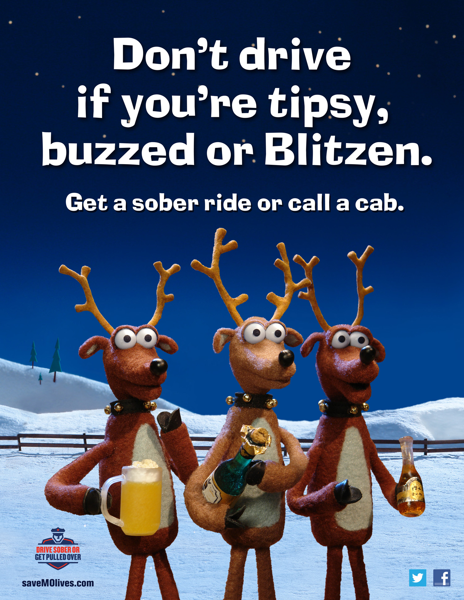 Holiday Drinking And Driving Slogans