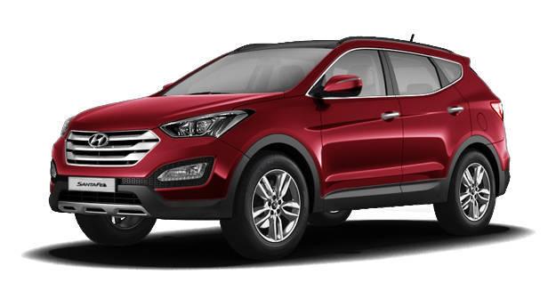 2017 Hyundai Santa Fe 2.4L GL latest car prices in United Arab ...