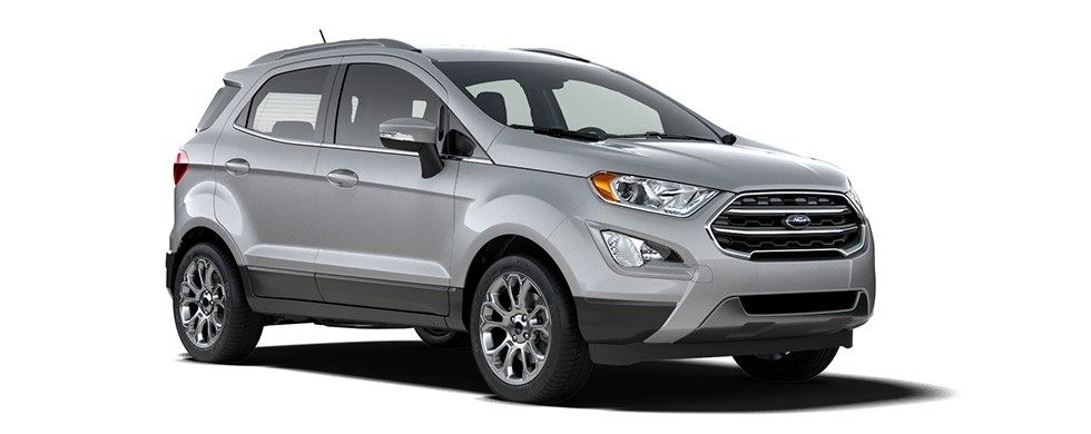 2018 Ford Ecosport Ambiente Latest Car Prices In United Arab