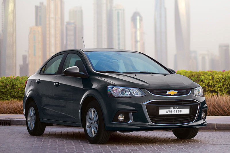 2018 Chevrolet Aveo Base Latest Car Prices In United Arab Emirates