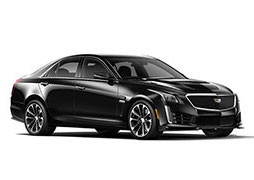 2017 CADILLAC CTS Sedan V