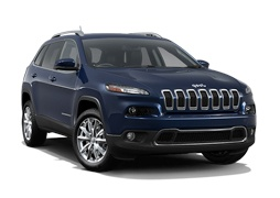 2017 JEEP Cherokee SUV Limited