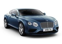 2017 BENTLEY Continental Coupe GT V8